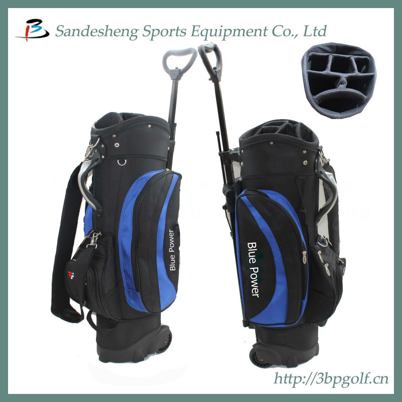 how to get name on golf bag