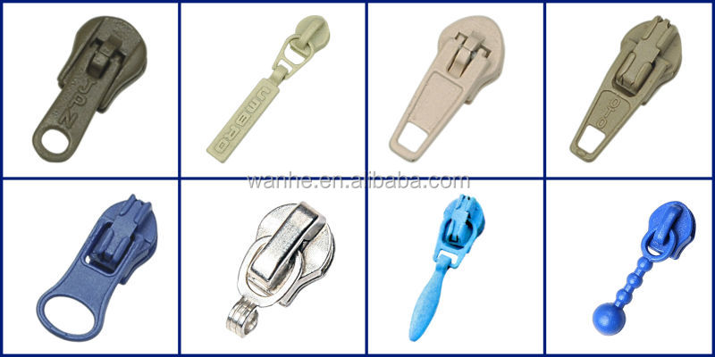 Metal Zipper Slider