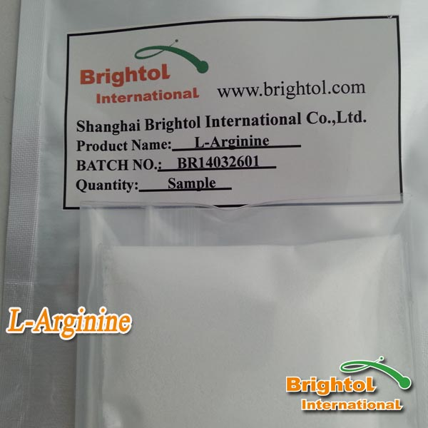 Best price L-Arginine cas 74-79-3