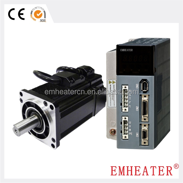 Strong protection function emheater brushless ac servo for Ac servo motor drive