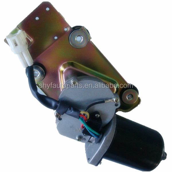 China Factory Made Wiper Motors 12V 50W for Electric Car