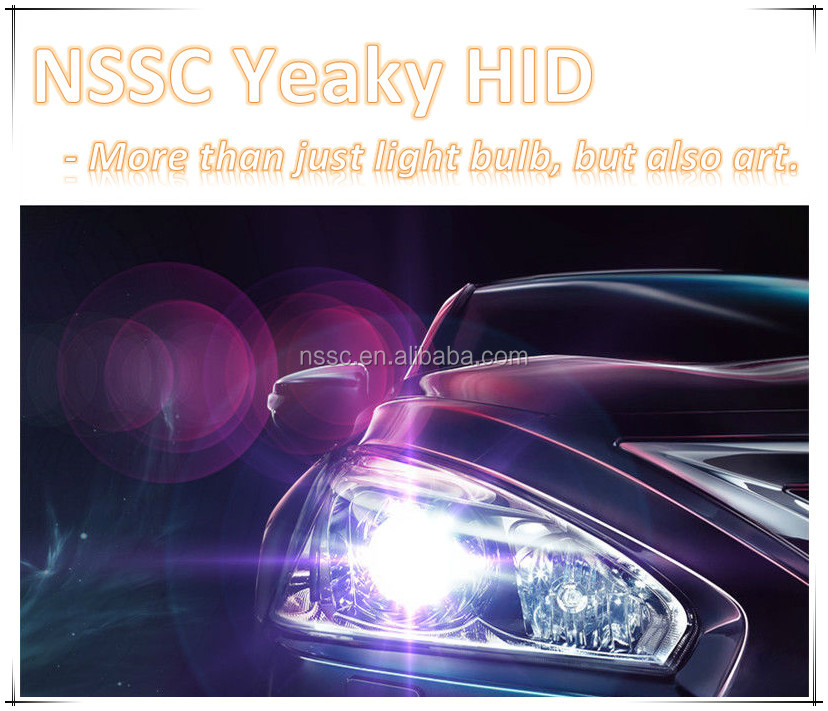 NSSC 3 Year Warranty Yeaky Philip OEM Quality HID D1S Ballasts