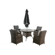 2018 Modern patio furniture rattan outdoor rattan furniture buyer