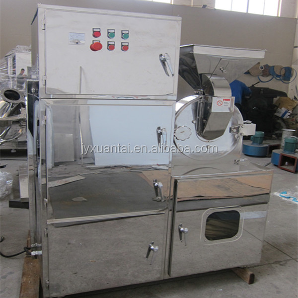 professional multifunction chilli grinding machine