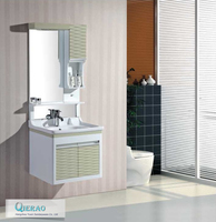 PVC Small hanging Bathroom Vanity Cabinets
