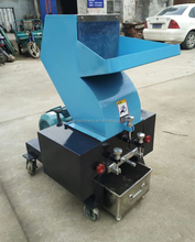 Industrial used plastic and paper shredder machine for sale