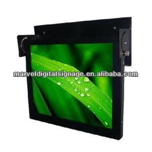 "Wholesale new design 19"" bus advertising digital signage system"