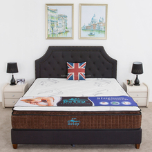 High quality best queen pocket spring mattress for caring your sweet dream