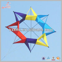 Weifang 120cm Wingspan Single Line 3D Flower Kite