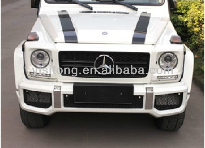 AMG style front bumper suitable used for Mercedes Benz G63/G65 W463
