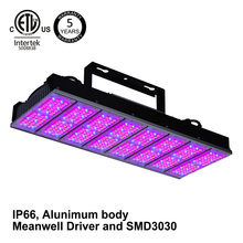 High Quality to Replace HPS and COB Grow Lights 500W UL ETL Listed SMD LED Grow Lights