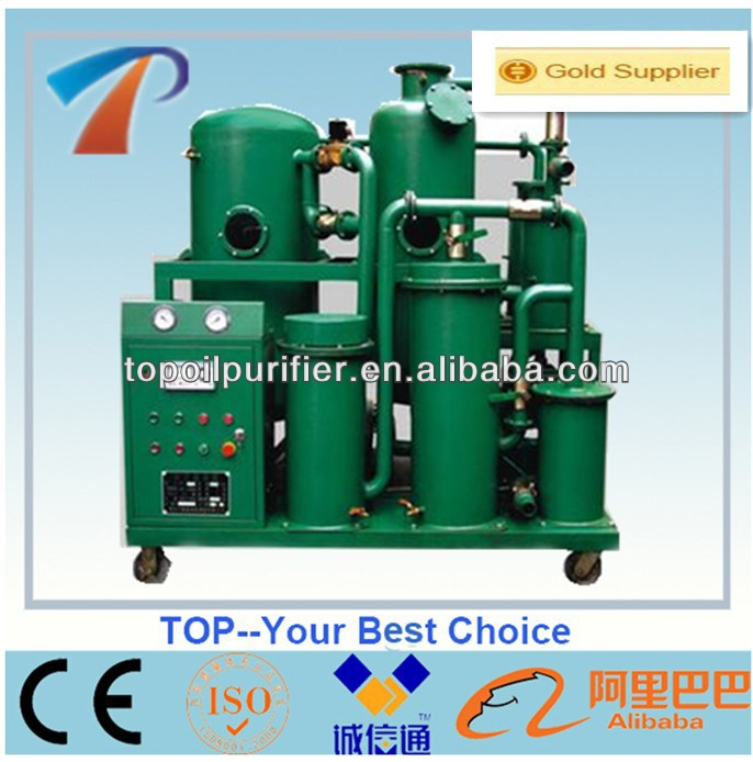 Portable Transforme Oil Recovery Plant to regenerate the bad oil's original function, man-machine separation