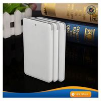 AWC914 Hot selling slim power bank portable cable charger for samsung