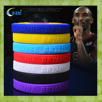 clear fashion diabetes silicone bracelets