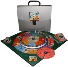 Wall Street Spin board game
