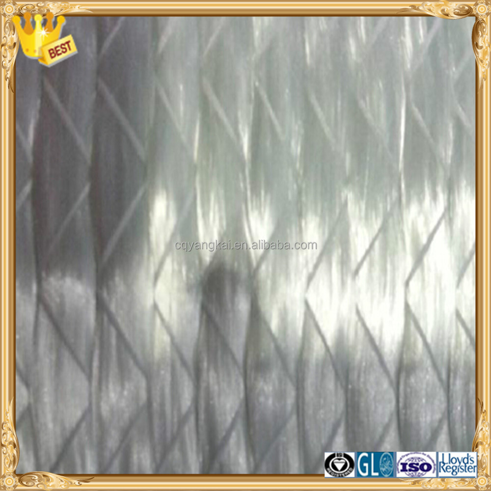Stitched Unidirectional Fabric Fiberglass between 0 and 90 direction