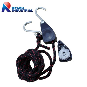 "1/4"" Quickie Rope Ratchet with Metal Ratchet Mechanism"
