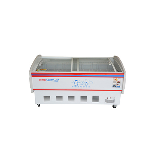 Factory Manufacture Commercial Dish Display Restaurant Refrigerator For Sale