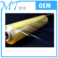 Soft PVC Super Clear Plastic PVC Roll Transparent Film