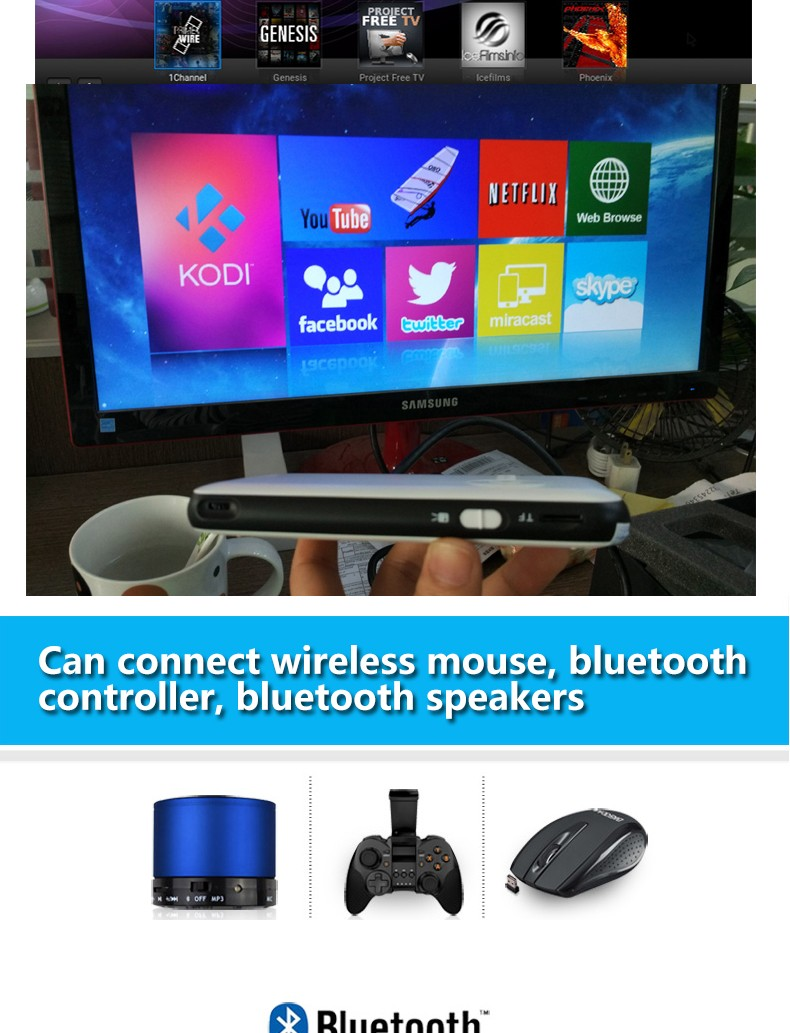 the newest hot sale Mini DLP home Projector supporting WiFi/mobile phone