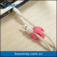 boomray factory 2014 promotional TPR colorful multipurpose cable management hospital gift shop suppliers