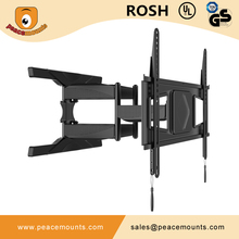 "Fantastic Design Full Motion Articulating Dual Arms Swivel Tilt Adjustable TV Mounting Bracket For 32""-60"" Plasma LCD"