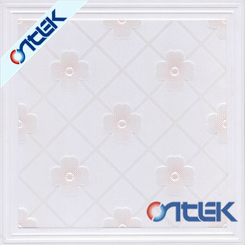 Integrated Clip-in metal ceiling tiles TEK-CMC-S008