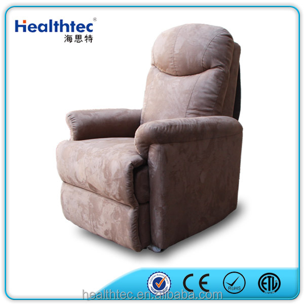 Viberating massage recliner chair covers