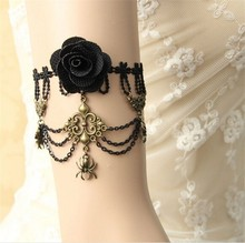 MYLOVE Popular Rose Pendant Chain Arm Intimate Body Jewelry MLAT26