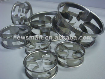 Metal Cascade Ring Random packing