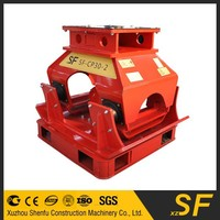 Xuzhou excavator parts hydraulic compactor plate