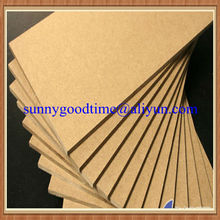 Furniture backboard use raw MDF
