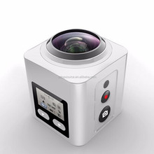 factory sale directly best 360 degree camera rotation wifi wireless 16MP sport camera 4k sport action camera