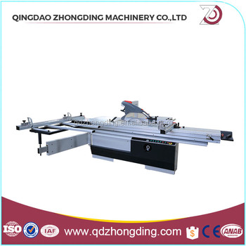 Woodworking Equipment Altendorf structure Aluminium sliding table panel saw