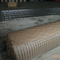 A Stronger Mesh (16 gauge) Welded Wire Mesh 13mm x 13mm Hole (1/2 x 1/2 inch)