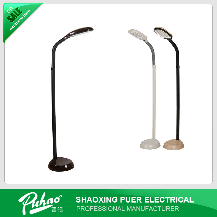 High quality unique adjustable eye-protection standing floor lamp