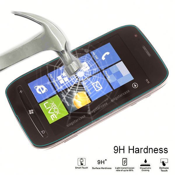 Guangzhou Mobile Phone Accessory 9H Tempered Glass Screen Protector for Nokia Lumia 950 XL