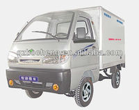 500Kg Load Light Electric Van Cargo Truck With 2.0~2.2m Van