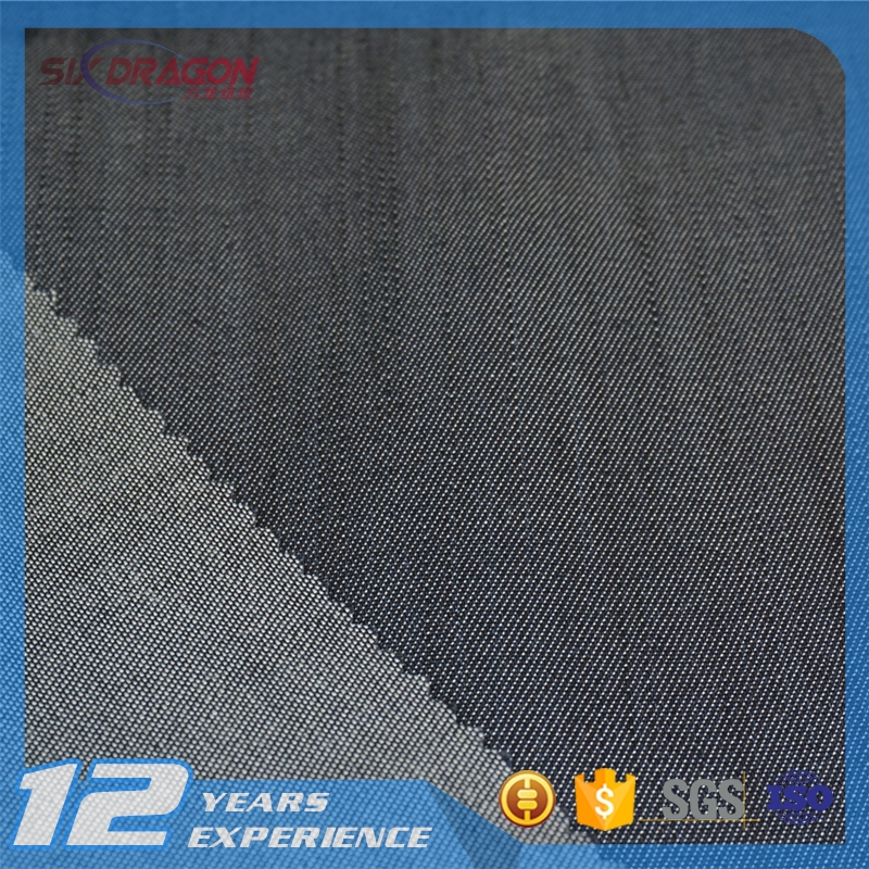 polyster spandex denim fabric manufacturer,materials for making clothes,stock cotton polyester denim fabric with AZO certificate