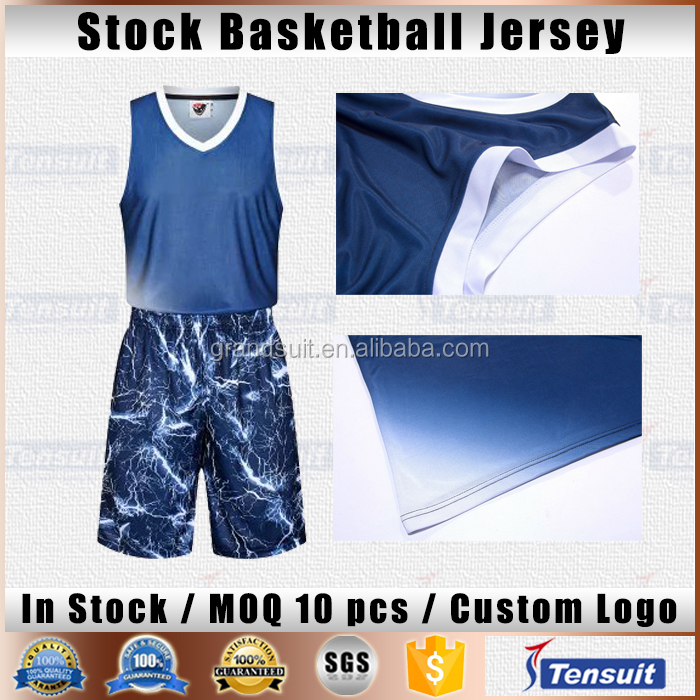 Wholesale mens sleeveless sports basketball jersey in stock quick dry mesh reversible basketball tops and shorts new style