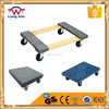Heavy Duty Hardwood Frame Furniture Movers Dolly