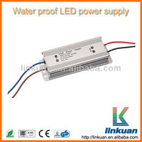 waterproof LED driver 60w