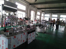 Shouda automatic sauce filling production line for yogurts