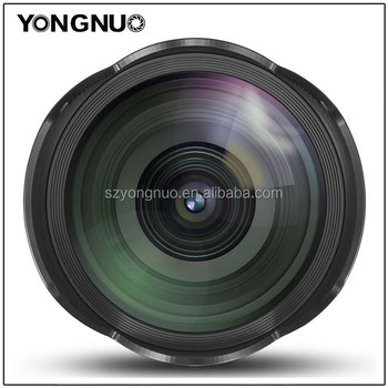 YONGNUO Camera Equipment Ultra-wide Angle Prime Lens YN14mm F2.8