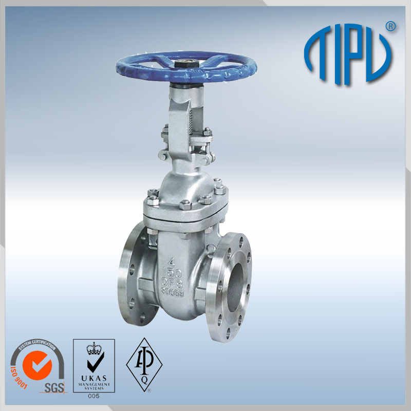 factory supply api 6a flanged gate valve