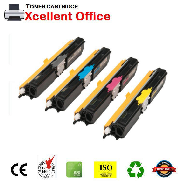 Genuine compatible Epson c1600 toner cartridge for Epson Aculaser C1600 CX16N/F laser printer,