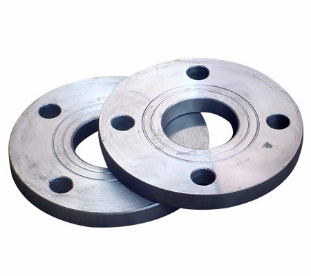 CNC machining custom made stainless steel flange
