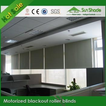 Diy Motorized Blackout Roller Blinds Buy Motorized