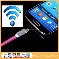 New desigh wifi usb cable data with packing for all digital device
