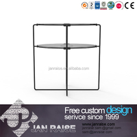 Modern design side console table